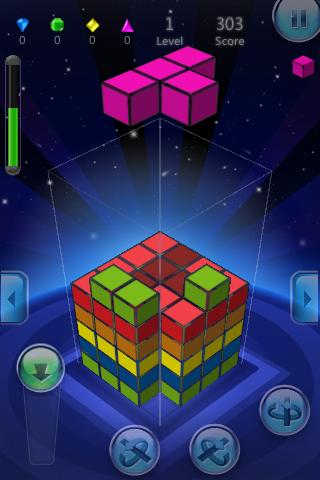 Screenshot Tetra3D – A 3D Game